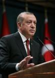 TÜRKIYE CUMHURIYETI ANAYASASı - Cumhurbaşkanı Erdoğan Açıklaması 'Teröre Karşı Her Türlü Enstrümanı Kullanacağız'