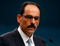 İBRAHİM KALIN - Cumhurbaşkanlığı Sözcüsü İbrahim Kalın açıkladı: 15 Temmuz için bir haftalık anma planlanıyor