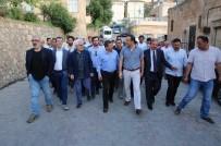 GÖNÜL KÖPRÜSÜ - Darıca Belediyesi Savur'a İftar Sofrası Kurdu