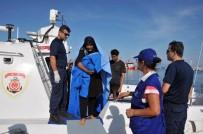 Denizde Can Pazarı; Botları Batan Göçmenleri Sahil Güvenlik Kurtardı