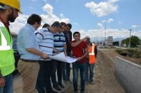 KORKULUK - DSİ Bölge Müdürü Coşkun'dan Taşkın Projelerine İnceleme