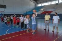 MEHMET DEMIR - Ergani'de Spor Kurslarına Davet