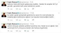 HELAL - Ergin Ataman Açıklaması 'Can Topsakal İstenmediğimi Belirtti'