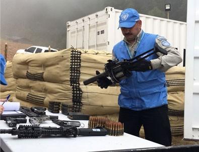 FARC silahlarının yüzde 30'unu daha teslim etti