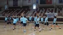 Futsal Milli Takımı Kampta