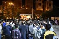 GÜMÜŞHANE ÜNIVERSITESI - Gümüşhane'de Öğrencilerden 'Atakan' Eylemi