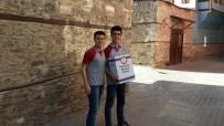 SADAKA - Harçlıklarıyla Ramazan Yardımı Yaptılar