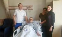 DAMAR TIKANIKLIĞI - Hastanın Ayağı Kesilmekten Kurtarıldı