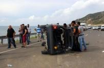 Hatay Arsuz'da Trafik Kazası