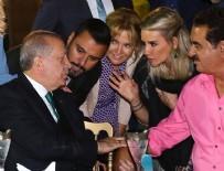 ESRA EROL - İşte Cumhurbaşkanı Recep Tayyip Erdoğan ile Alişan arasındaki o diyalog
