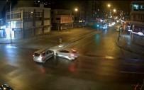 TRAFİK KURALLARI - İzmir'de Trafik Kazaları MOBESE'de