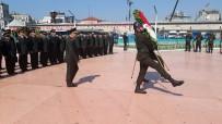 SAYGI DURUŞU - Jandarma Kuruluş Yıl Dönümünü Kutluyor