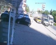 VALİDE SULTAN - Karaman'da Çekici Otomobile Çarptı Açıklaması 1 Yaralı