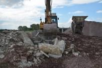 YıLDıZTEPE - Kartepe'de İnşaat Atıklarından Geri Dönüşüm