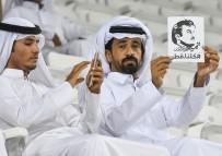 DÜNYA KUPASı - Katarlı Futbolculardan Emir Tamim Bin Hamad Al Tani'ye Destek