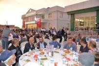 KAYSERİ ŞEKER FABRİKASI - Kayseri Şeker İftar Sofrası Yenipazar'da Kuruldu