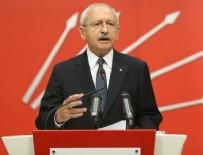 Kılıçdaroğlu'ndan, Enis Berberoğlu'nun tutuklanmasına tepki