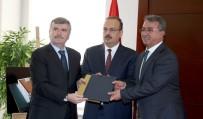 KIRDES Ve Kültürhan Projelerinin Protokolü İmzalandı