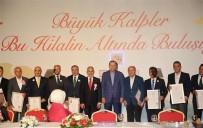 ZEYTİNBURNU BELEDİYESİ - Kızılay'dan Zeytinburnu Belediyesi'ne Altın Madalya