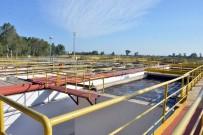 ATAKENT - Kocamaz, Silifke Atakent Atıksu Arıtma Tesisinin Açılışını Yaptı