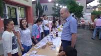 ORTAÖĞRETİM - Kulp'ta TEOG'da Dereceye Giren Öğrencilere Yemek Verildi