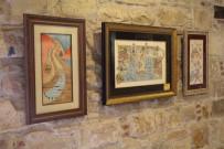 KUŞADASI BELEDİYESİ - Kuşadası'nda Tezhip Ve Minyatür Sergisi Açıldı