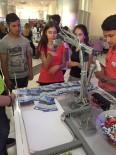 ROBOT - Liseli Mucitler Çalışmalarıyla Büyüledi