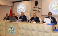 DOĞALGAZ TALEBİ - Manisa Büyükşehir Belediyesi Meclisi Toplandı