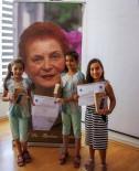 RESİM YARIŞMASI - Mersinli Çocuklar, ÇYDD'nin Yarışmasında İkincilik Ödülü Aldı