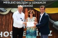 EĞITIM İŞ - Mesleki Gelişim Ve Uzmanlık Akademisi Sertifika Töreni Yaşam Vadisi'nde Yapıldı