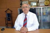 İZMİR EMNİYETİ - Nazilli Ticaret Borsası Başkanı Aksüt Serbest Bırakıldı