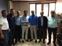 İSTİFA - Nevşehirspor Teknik Direktör Cüneyt Tiryaki İle Anlaştı