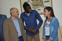 KEMAL KURT - Niğde'de Yaşayan Yabancı Uyruklu Vatandaşlar İftarda Buluştu
