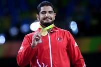 ULUSLARARASI OLİMPİYAT KOMİTESİ - Olimpiyat Ve Dünya Şampiyonu Taha Akgül, TMOK Sporcu Komisyonu Başkanı Oldu