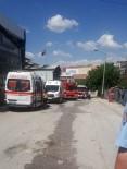 PATLAMA SESİ - OSTİM'de patlama: 1 ölü, 3 yaralı