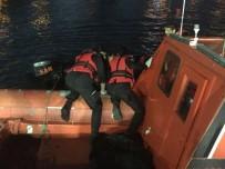 AHıRKAPı - İstanbul'da Turistin Cesedi Kıyıya Vurdu