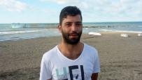 TURİZM SEZONU - Tatilciler, Karaya Oturan İcralık Geminin Kaldırılmasını İstiyor