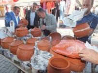 ÇÖMLEKÇI - Ramazanda Çömlek Satışına Yoğun İlgi