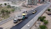 TALAS BELEDIYESI - Şehit Fatih Duman Sokağı'nda Asfalt Çalışması Başladı