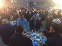 DIKILITAŞ - Seydişehir Belediyesi'nden Dikilataş Mahallesi'nde İftar Sofrası