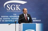 EĞİTİME KATKI PAYI - SGK İstanbul İl Müdürü Göktaş'tan SGK'ya Borçlu İşveren Ve Sigortalılara Yeni Bir Fırsat Çağrısı