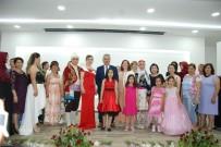 İBRAHİM ATEŞ - Silifkeli Kadınlar, Parça Kumaşlardan Yaptıkları Giysilerle Podyuma Çıktılar