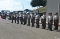 Sinop'ta Jandarma Teşkilatının 178. Kuruluş Yılı Kutlandı