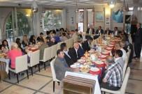 AHMET YıLMAZ - Sungurlu Belediyesi Kick Boks Camiasını Ağırladı