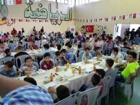 AMMAN - TİKA'dan Ürdün'de Yetim Ve Kimsesiz Çocuklara İftar
