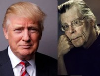 TRUMP - Trump, Stephen King'i Twitter'da engelledi