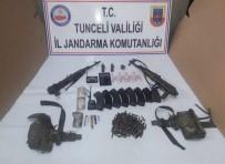 Tunceli'de 2 Terörist Ölü Ele Geçirildi