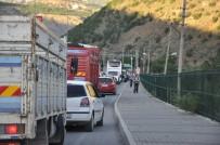 TERÖR OPERASYONU - Yollar kapatıldı! Operasyon var...