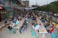 MUHAMMET FUAT TÜRKMAN - VEDAŞ Ve VEPSAŞ'tan 700 Kişiye İftar Yemeği