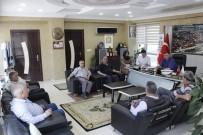 SAKARYA NEHRI - Vezirhan Belediyesi Haziran Ayı Belediye Meclis Toplantısı